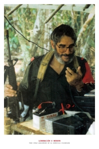 Manuel Pérez en la guerrilla